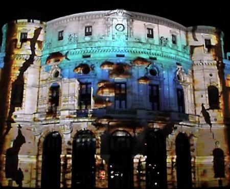 Mapping Teatro ARRIAGA Bilbao