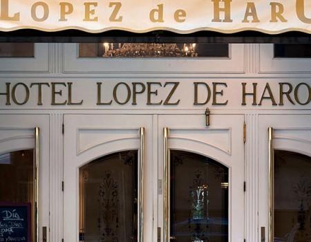HOTEL LÓPEZ DE HARO 5*